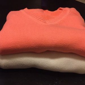 Lands' End Sweaters